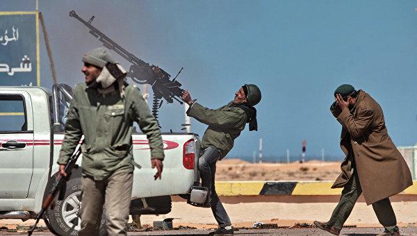 Армия Ливии отбила у боевиков ИГ ключевой мост в городе Сирт