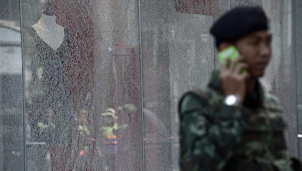 Комиссия: здание гостиницы в Таиланде обрушилось из-за ошибок строительства
