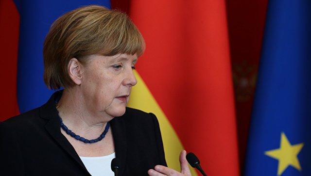 Меркель: ФРГ и Европа должны участвовать в стабилизации кризисных регионов