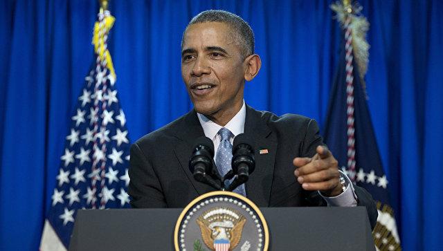 Обама поздравил Клинтон с победой на первичных выборах президента США