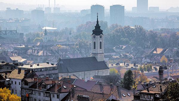 Призыв Словении признать независимость Косово вызвал протест в Сербии