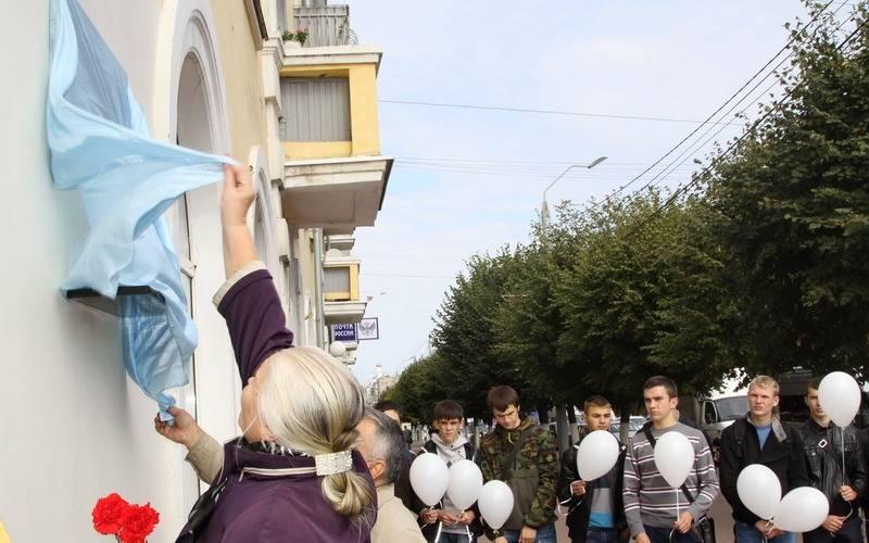 В Брянске установят пять новых памятных досок