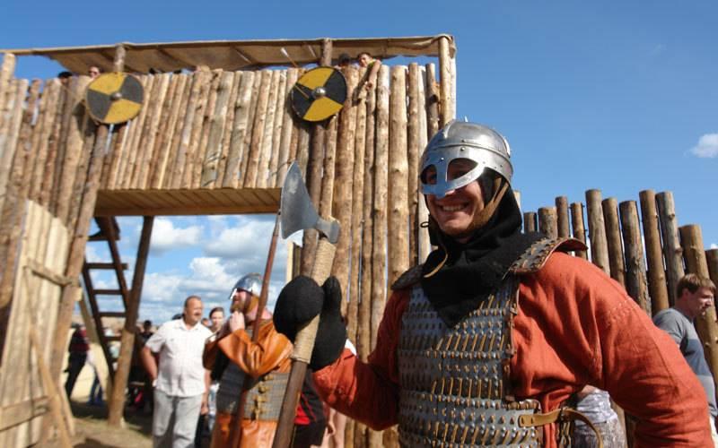 На «Брянске Стародавнем» соберутся реконструкторы России иБелоруссии