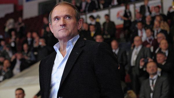 Медведчук заявил, что Донбасс остается на грани гуманитарной катастрофы