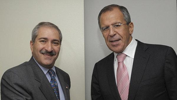 РФ и Иордания обсуждают развитие двусторонних отношений и ситуацию в Сирии