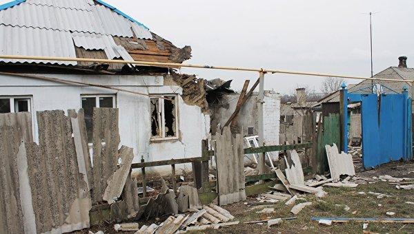 В результате обстрела Макеевки погиб один человек, шестеро ранены