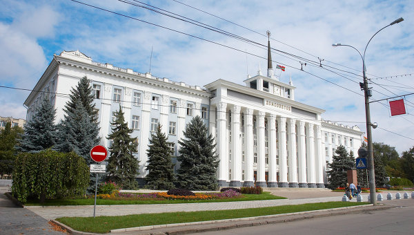Лидер Приднестровья отклонил закон о снижении порога явки на выборах