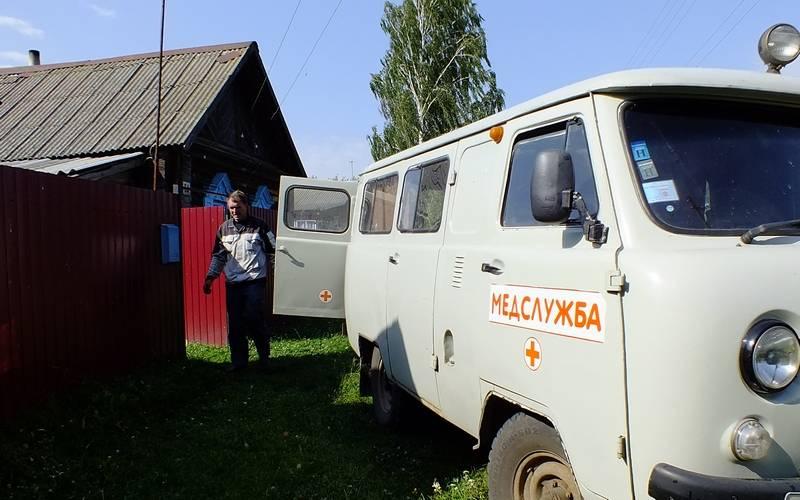 Житель Брянска погиб подколесами машины своего внука