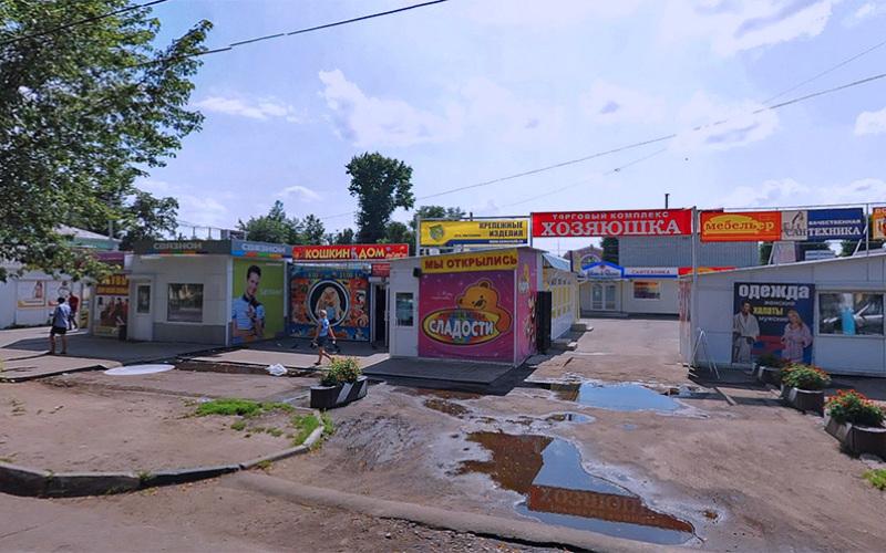 Власти Брянска вслед заЦентральным рынком выставили напродажу Володарский