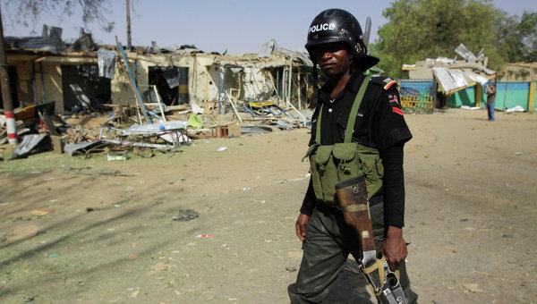 На газопроводе компании NPDC в дельте Нигера в Нигерии произошел взрыв