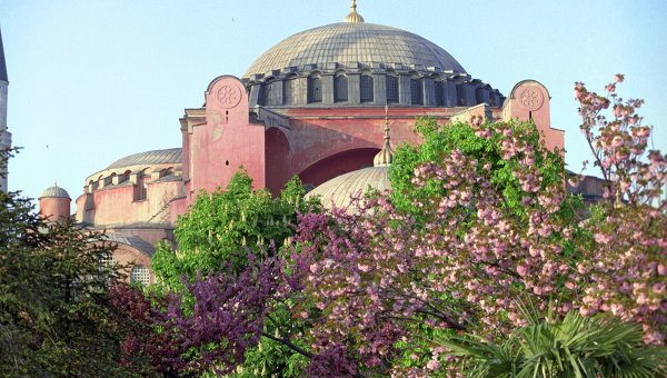 СМИ: Госдеп призвал Турцию уважать собор Святой Софии