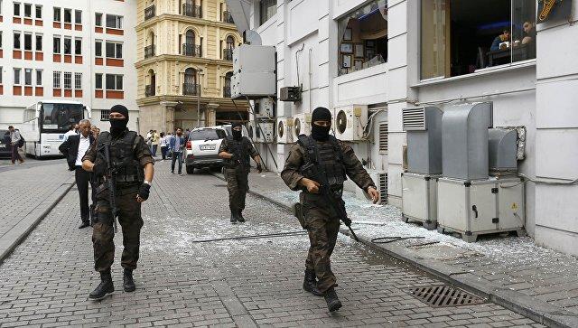 Курдская группировка взяла ответственность за взрыв в Стамбуле
