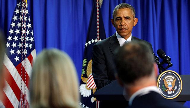 Обама начал готовить преемника, поддержав Клинтон на выборах президента США