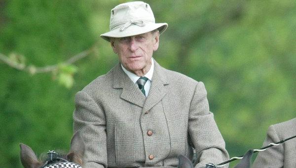 Герцог Эдинбургский Филипп в 95 лет: глава семьи, хоть и не король