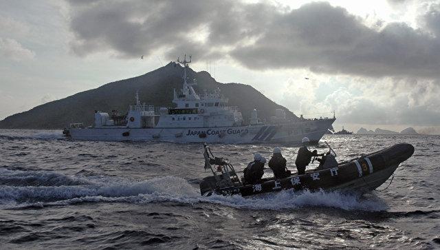 СМИ: Токио считает, корабли РФ появились у Сэнкаку без согласования с КНР