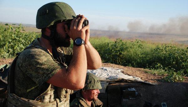 Ополченцы ДНР ждут провокаций ВСУ под Донецком и Мариуполем через неделю