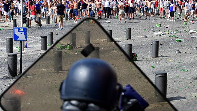 Полиция Марселя подтверждает сведения о 31 раненом в результате беспорядков