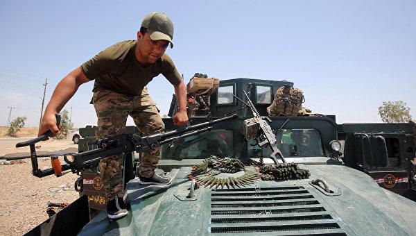 ВС Ирака освободили от боевиков ИГ два района к юго-западу от Эль-Фаллуджи