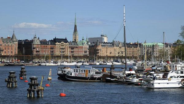 След подлодки, напугавший Стокгольм в 2014 году, оказался шведским