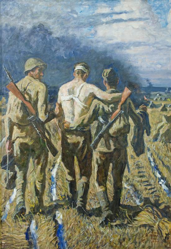 Дороги войны - дороги Победы