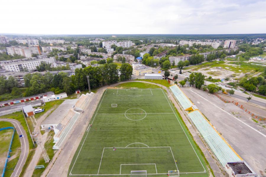 Стадион имени Брянских партизан