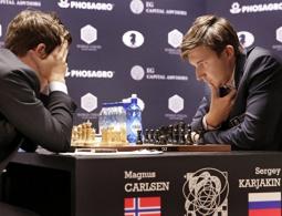 Лучший подарок на день рождения: Карлсен вновь король шахматного мира