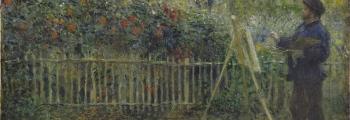 Сады в живописи – от Моне до Матисса