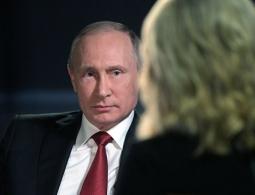 Ведущая NBC об интервью с Путиным: за кадром он душевный, смеется и шутит