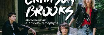 Crimson Brooks