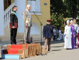 В Брянске отметили 180-летие РЖД
