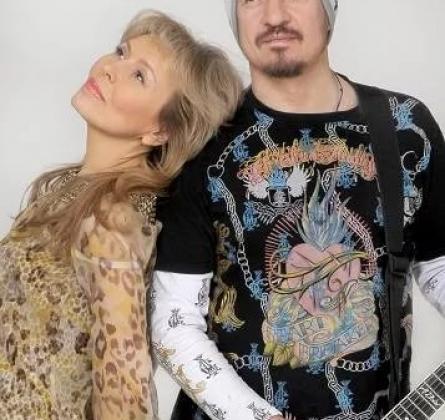 Ольга Кормухина и Алексей Белов