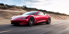 Tesla разработала сверхбыстрый спорткар