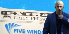 Обманутые инвесторы Five Winds Asset Management и QW Lianora Swiss Consulting пишут заявления на мошенника Павла Крымова