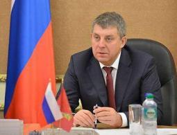 Брянский губернатор Богомаз встретился с замфракции ЛДПР Деньгиным