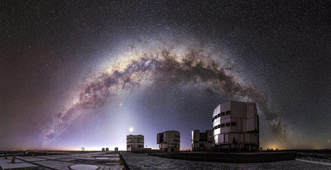 10 самых громких историй о космосе в 2017 году