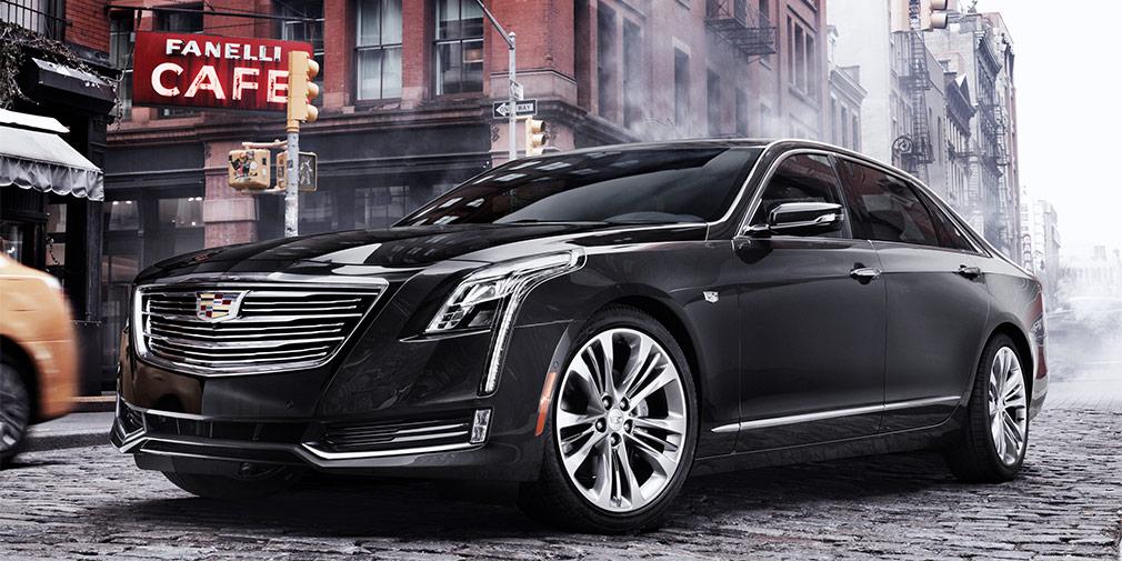 Cadillac назвал российские цены на седан CT6