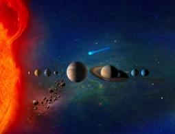 ИИ Goolge начинает находить спрятанные сокровища в данных телескопа «Кеплер»
