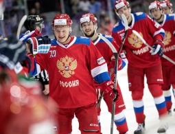 Сборная России по хоккею победила чехов и досрочно выиграла Евротур
