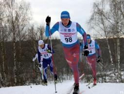 Брянский лыжник Александр Большунов почти завоевал победу