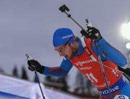 Мужская сборная России по биатлону завоевала малый Хрустальный глобус