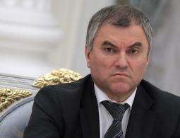 Володин не дал спикеру ПА ОБСЕ увести разговор от темы погромов банков РФ на Украине