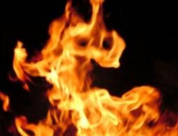 На заводе в Новозыбкове загорелся кран