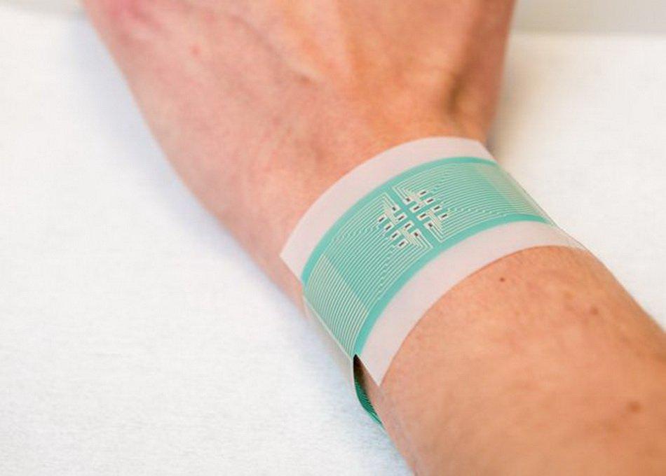 Без иголок: создан «умный» пластырь для анализа глюкозы в крови