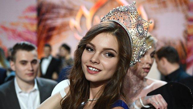 Юлия Полячихина победила в конкурсе
