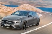 Названы российские цены на новый Mercedes A-Class