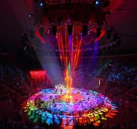 ЦИРК | Шоу воды, огня и света