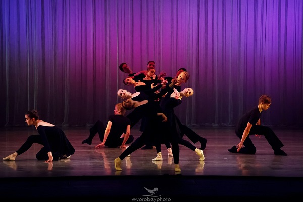 Выпускной спектакль НГХУ   Новосибирский театр оперы и балета