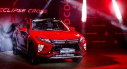 Mitsubishi представила Eclipse Cross для России