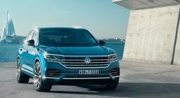 Volkswagen рассказал о новом Touareg для России