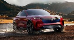 Buick представил 557-сильный электрический кроссовер